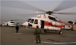 اعزام بالگردهای امدادی به مناطق زلزلهزده/پس لرزهها متعدد است