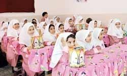 برگزاری جشنواره هنرهای آوایی و نمایشی نوآموزان پیش دبستانی