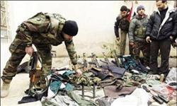 مسلسلهای اسرائیلی و خمپاره های ضد زره فرانسوی در دست تروریستهای سوریه