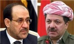 بارزانی: کاهش احتمالی بودجه اعلام جنگ به کردستان است