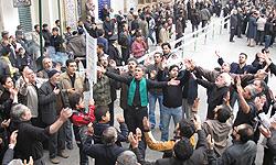 برگزاری طرح بصیرت عاشورایی در جوار امامزادگان استان همدان