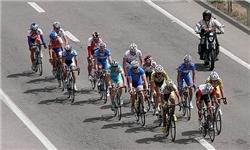 حضور دوچرخهسواران سیستانوبلوچستان در لیگ کوهستان کشور