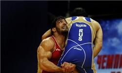 قهرمانی قربان علییف و گادیسوف در روز نخست/ شکست گازیموف