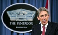 وزیر دفاع انگلیس خواستار افزایش روابط نظامی با آمریکا شد
