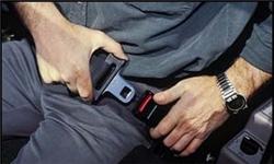 35 درصد از سرنشینان خودرو در اصفهان از کمربند ایمنی استفاده میکنند