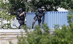 تیراندازی فرد مسلح به سمت دفتر اندیشکده محافظهکار آمریکایی
