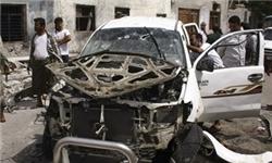 سوءقصد به جان وزیر دفاع یمن + فیلم