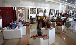 نمایشگاه رسوم اقوام ایرانی در دانشگاه محقق اردبیلی برپا شد
