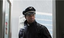 «دنزل واشنگتن» در لباس خلبانی به دنبال اسکار میگردد