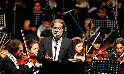 آهنگساز لبنانی کنسرتش را به مردم غزه اهدا کرد