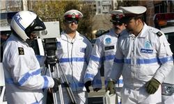 فرماندهی نیروی انتظامی از مرکز مدیریت راههای استان زنجان بازدید کرد