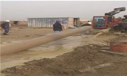 تعویض پوشش 13 کیلومتر از خط لوله نفت شاهرود- مشهد