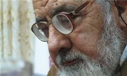 تندیس نقش برجسته امام جمعه فقید بیارجمند رونمایی شد