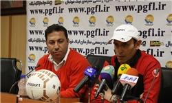 برنامه نشست خبری مربیان لیگ برتر در فروردین ۹۲