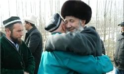 جشن آشتی در مرز قرقیز-ازبک+تصاویر
