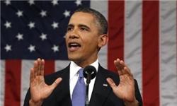 هشدار اوباما درباره کاهش بودجه دولتی آمریکا