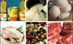 ذخیرهسازی اقلام خوراکی برای ایام عید در چهارمحال و بختیاری