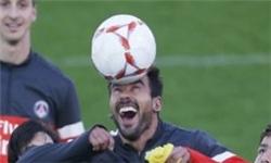 نیروی هد زدن در فوتبال برابر ضربه مشت بوکسورهای آماتور