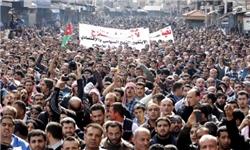 اردنیها لغو توافقنامه «وادی عربه» با رژیم صهیونیستی را خواستار شدند