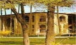 آغاز مرمت تزئینات کاخ هشت بهشت اصفهان