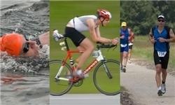 مهریز و ابرکوه دو قطب ورزش سهگانه استان هستند