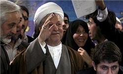 دیدار هاشمیرفسنجانی با نخبگان و فعالان سیاسی خراسان 