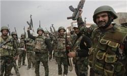 آغاز عملیات ضربتی ارتش سوریه در حمص