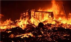 آتشسوزی خانواده 4 نفره را به کام مرگ فرستاد