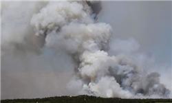 آتشسوزی مهیب در «کلرادو» به تخلیه اجباری بیش از ۱۰۰۰ خانه منتهی شد