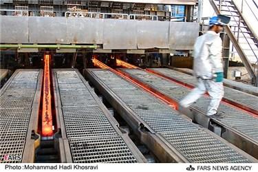 کارخانه فولاد پاسارگاد شیراز