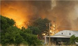 آتشسوزی پارک ملی «بمو» بررسی میشود