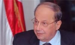 میشل عون: کشورهای عربی به جای جنگ با اسرائیل به جنگهای اسلامی مشغولند