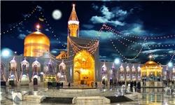پرچم حرم مطهر رضوی «فردا» صبح تعویض میشود