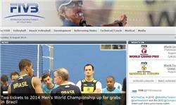 سایت جهانی والیبال رفع فیلتر شد/ مشکلات فنی دلیل فیلتر شدن