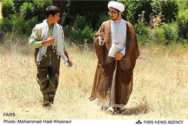 اردوی طرح ولایت اوقات فراغت نوجوانان در استان فارس
