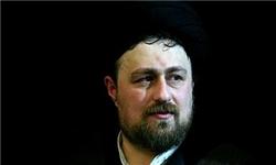 سیدحسن خمینی درگذشت همشیره رهبر انقلاب را تسلیت گفت