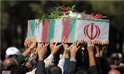 کجاوههای نور، عرفه اصفهان را نورانیتر کردند