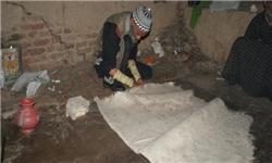 نمد بیرجندی از اقلام اصلی جهیزیه در عصر قاجار
