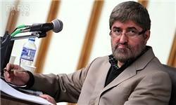 علی مطهری در دانشگاه محقق اردبیلی سخنرانی میکند