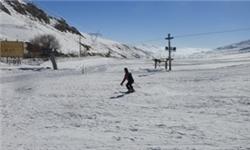 احداث مجهزترین پیست اسکی شمال کشور در کیاسر