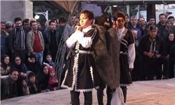 جشنواره بازیهای بومی محلی در کرمان برگزار شد