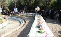 جشنواره غذاهای سنتی در خرمشهر برگزار شد