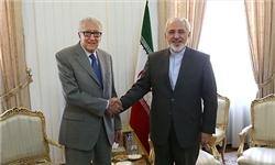 دیدار نماینده سازمان ملل متحد و اتحادیه عرب با وزیر امور خارجه