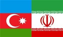هیئت 100 نفره تجاری و اقتصادی جمهوری آذربایجان وارد تبریز شد