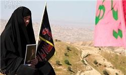 145 نفر از خواهران بسیجی گرگان به مناطق عملیاتی غرب کشور اعزام شدند