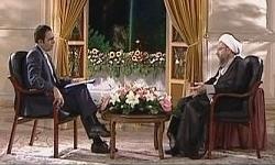 روایت مجری تلویزیون از حواشی گفتوگوی زنده رئیس قوه قضائیه