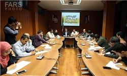 نشست خبری فدراسیون تکواندو