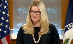 واشنگتن: ایران از حوثیها پشتیبانی میکند ولی مدرکی نیست که کنترل یمن در دست تهران باشد