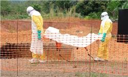 آمار قربانیان ویروس مرگبار ابولا در غرب آفریقا به ۸۸۷ تن رسید