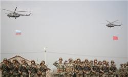 حضور نظامیان روسی در چین برای شرکت در رزمایش «ماموریت صلح 2014»